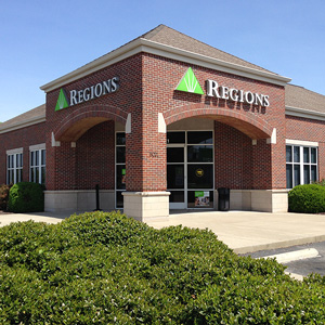 Regions Bank La Vergne in Lavergne