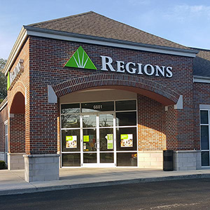 Regions Bank Powell in Knoxville
