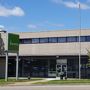 Regions Bank Magnolia Tn in Knoxville