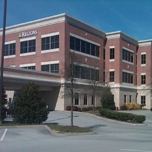 Regions Bank Knollwood in Knoxville
