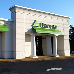 Regions Bank West Town in Knoxville