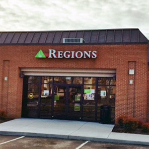 Regions Bank Cedar Bluff Park W Blvd en Knoxville