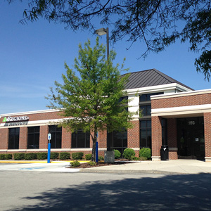 Farragut Full Service Bank Branch