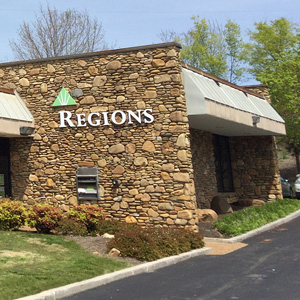 Regions Bank Chapman Hwy in Knoxville