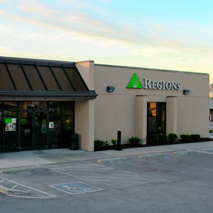 Regions Bank Northwest Knoxville en Knoxville