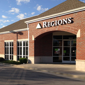 Regions Bank Lenoir City in Lenoir City