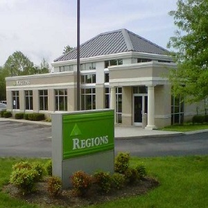 Regions Bank East Towne Mall en Knoxville