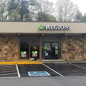Regions Bank Walland in Maryville