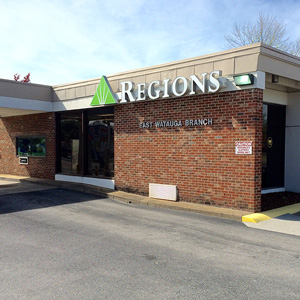 Regions Bank East Watauga in Johnson City