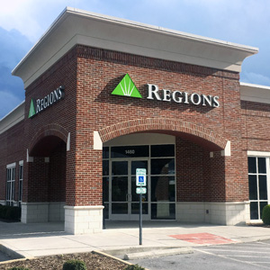 Regions Bank Jonesborough 11E in Jonesborough