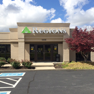 Regions Bank University Johnson City in Johnson City
