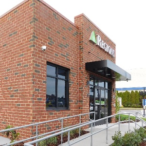 Regions Bank Kingsport Central In