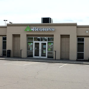 Regions Bank Kingsport Mall in Kingsport