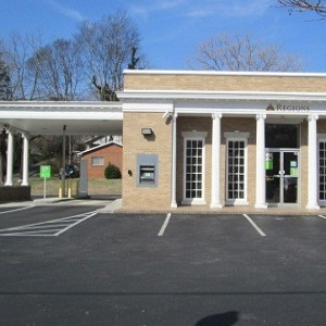 Red Bank Full Service Bank Branch