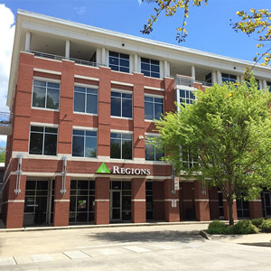 Regions Bank North River Chattanooga in Chattanooga