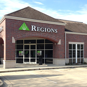 Regions Bank Northside Cookeville in Cookeville