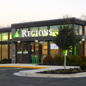 Regions Bank Northshore in Knoxville