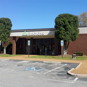 Regions Bank Paris Tn Main East Wood St in Paris
