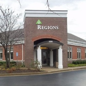Regions Bank Cool Springs West in Franklin