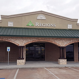 Regions Bank Eldridge in Houston