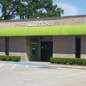 Regions Bank Cypress in Cypress