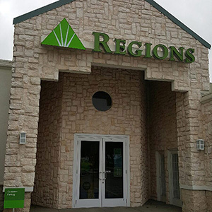 Regions Bank Plano in Plano