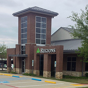 Regions Bank Flower Mound in Flower Mound