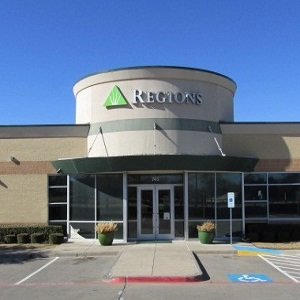 Regions Bank Cedar Hill in Cedar Hill