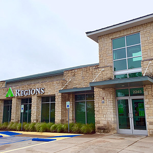 Regions Bank North Garland in Garland