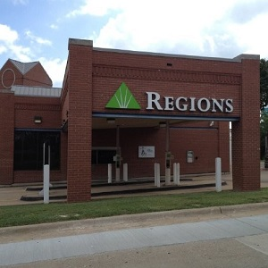 Regions Bank Rockwall en Rockwall