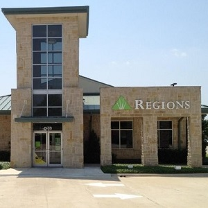Regions Bank Las Colinas in Irving