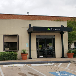 Regions Bank River Oaks Houston en Houston