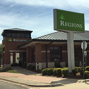 Regions Bank Atlanta Main in Atlanta