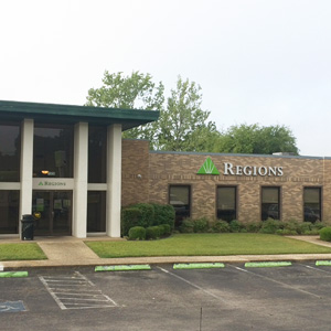 Regions Bank Tyler West Sw Loop 323 in Tyler