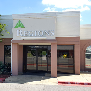 Regions Bank Round Rock in Round Rock