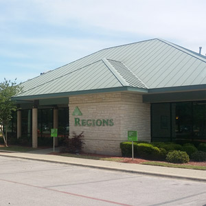 Regions Bank Wells in Austin