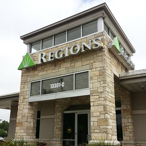Regions Bank Anderson Mill in Austin