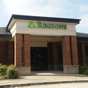 Regions Bank Katy in Katy