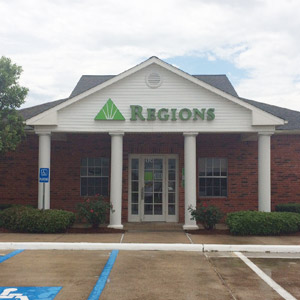 Regions Bank Pearland Ct Plc in Pearland