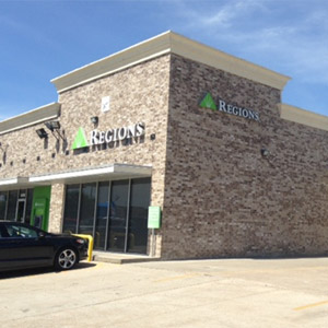 Regions Bank Lamarque in La Marque