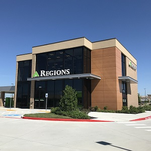 Regions Bank Stableside in Katy