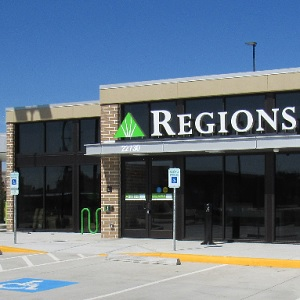 Regions Bank Morton Ranch in Katy
