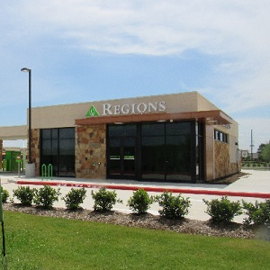 Regions Bank Champion Forest in Spring