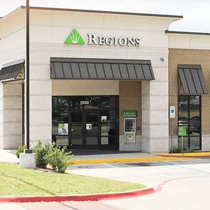 Regions Bank North Collins Arlington in Arlington