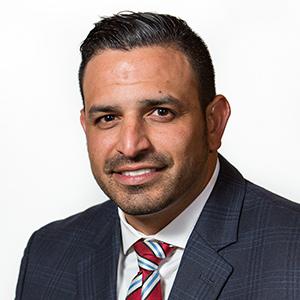 Financial Advisor Brandon Bouchereau in Baton Rouge