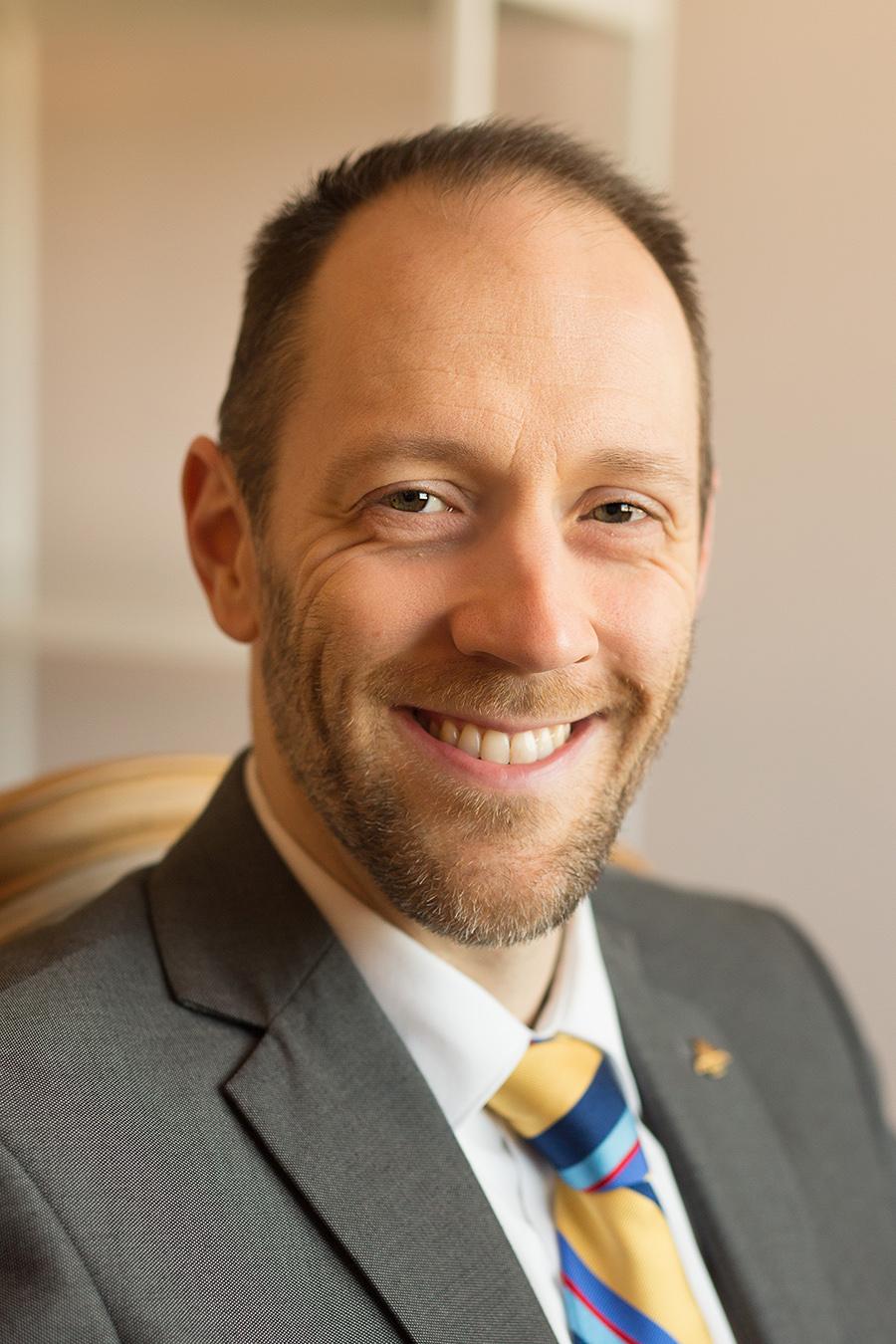 Financial Advisor Chadwick Banks in Jackson
