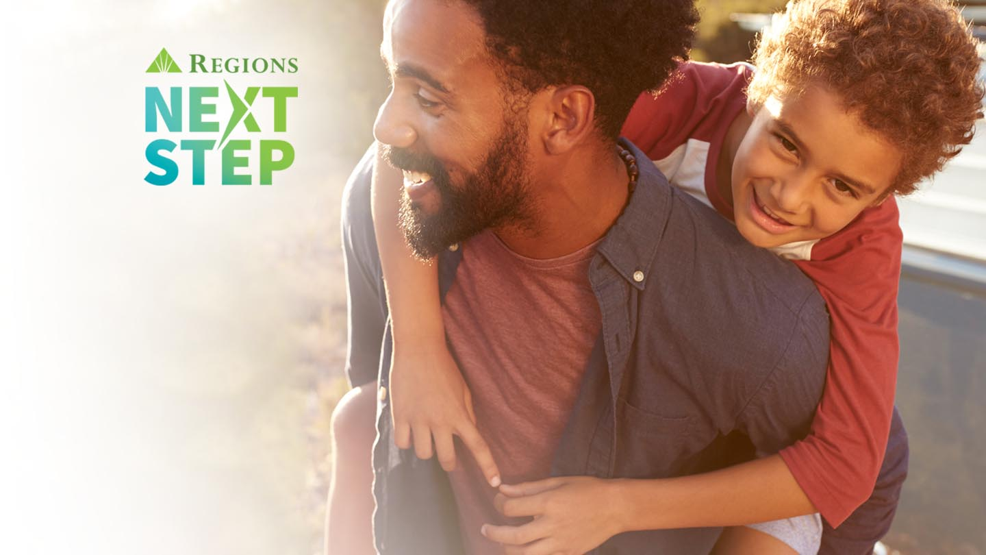 regions financially fit family