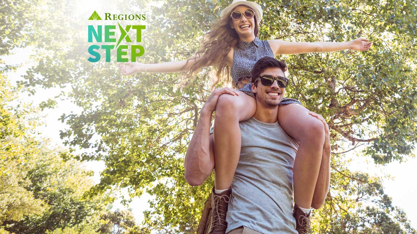 regions next step credit basics podcasts