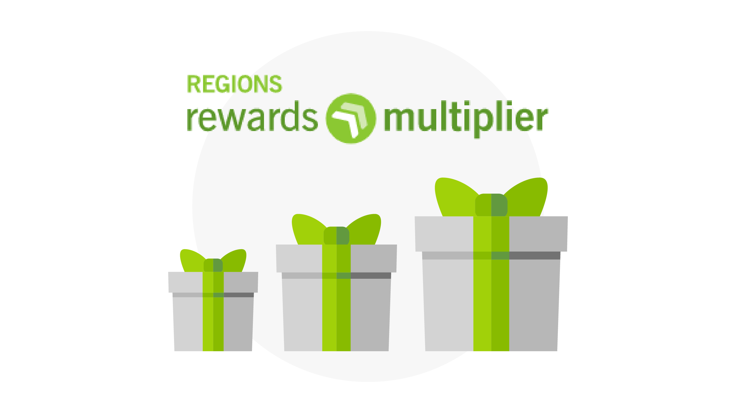 regions rewards multiplier