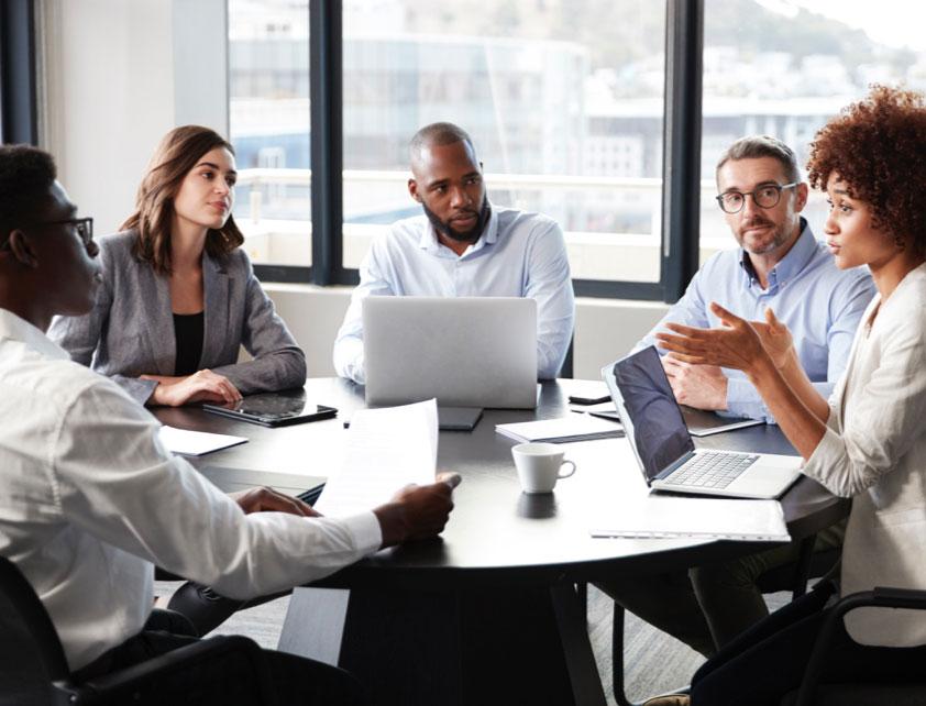 Administración y asesoramiento de activos